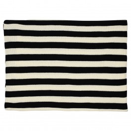 Deka Stripe black & white 130 x 160 cm