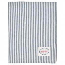 Ubrus Alice stripe blue 145 x 250 cm
