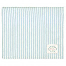 Ubrus Alice stripe pale blue 145 x 250 cm