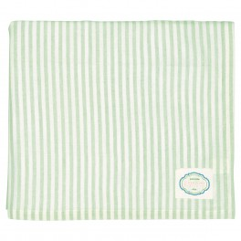 Ubrus Alice stripe pale green 145 x 250 cm
