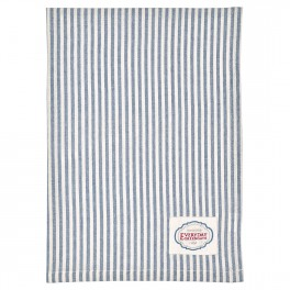 Ubrus Alice stripe grey 145 x 250 cm