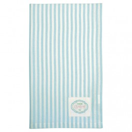 Utěrka Alice stripe pale blue